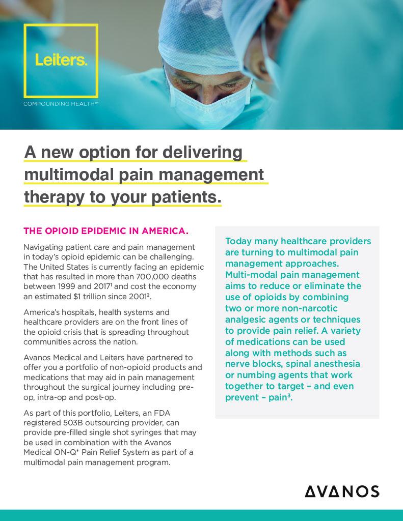 Leiters Avanos Pain Services PDF Thumbnail